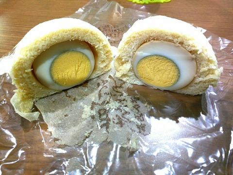 藤岡市「成田製菓のたまごまんじゅう」頂いたでございまーす