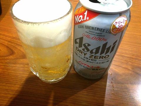 アサヒ ドライゼロ ノンアルコールビール