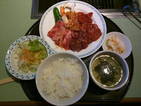 朝鮮飯店 ランチ