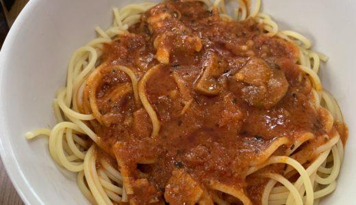 イルキャンティの真夜中のスパゲティ