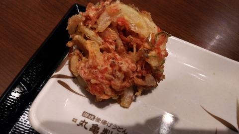 丸亀製麺大八木店 高崎市