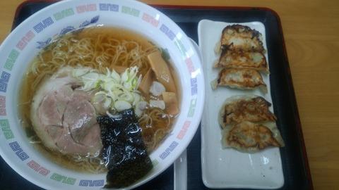 富岡市「大連」でラーメン食べて来たよ!