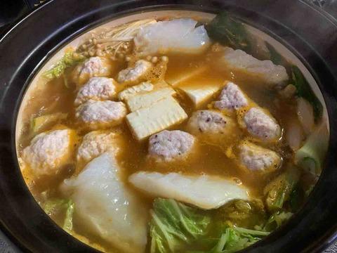 海老仕立て味噌鍋つゆ