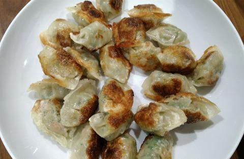 ビビゴひとくち餃子パクチー&7種野菜