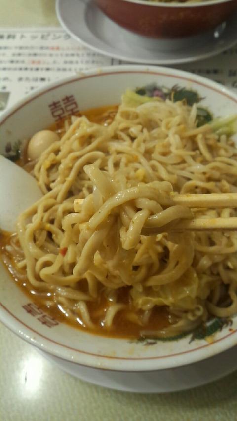 高崎「いち大」の辛いラーメンが最高に美味い