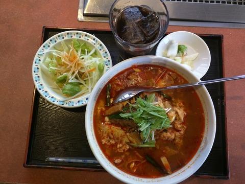 朝鮮飯店 富岡市