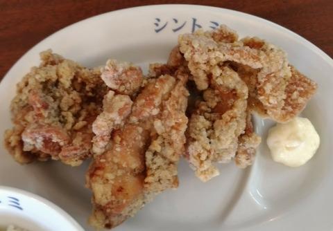 濃厚湯麺シントミ 富岡市