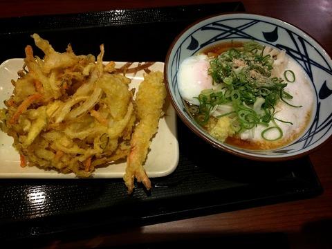 丸亀製麺 前橋市