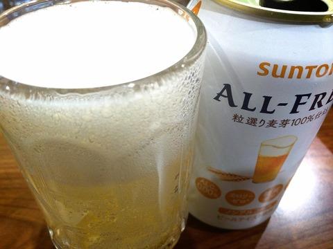 サントリー オールフリー ノンアルコールビール