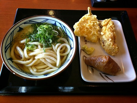 高崎市 丸亀製麺